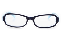 0562 Acetate(ZYL) Female Full Rim Square Optical Glasses
