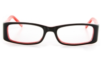 0563 Acetate(ZYL) Female Full Rim Square Optical Glasses
