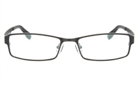 ZOLO Z6612 Stainless Steel/TR90 Male Full Rim Square Optical Glasses