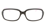 VOV 5148 Polycarbonate Unisex Full Rim Square Optical Glasses
