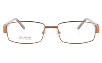 I-View 1121 Metal/ZYL Female Full Rim Square