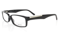 PRADA PR01M Stainless Steel/ZYL Full Rim Unisex Optical