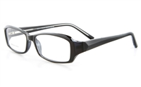 Poesia LO3022 Propionate Mens&Womens Full Rim Optical Glasses - Round Frame